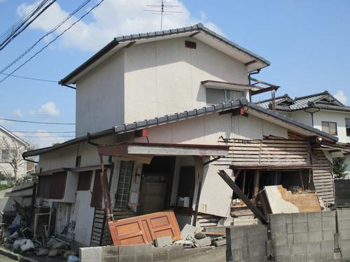 地震保険請求の流れについて